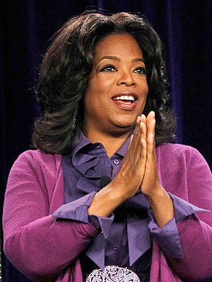 Oprah Winfrey Hair