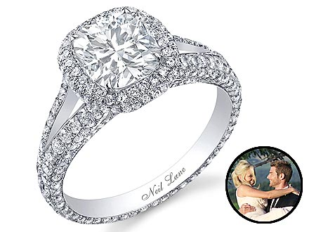 Bachelor Brad Engagement Ring