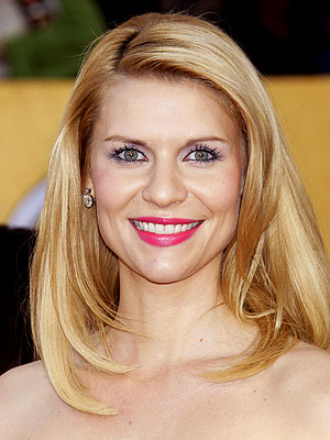 ... brown-tinged curls in Temple Grandin, but Claire Danes admits she has no ...
