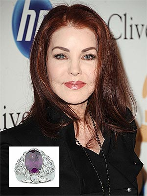 Priscilla Presley Launches Jewelry Collection