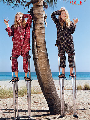 Mary-Kate and Ashley Olsen The Row
