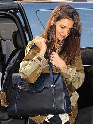 Katie Holmes Bag Line Valextra