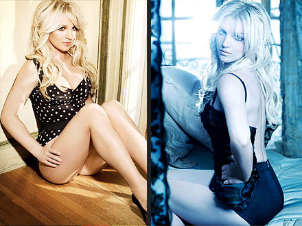 Britney Spears Femme Fatale Dolce & Gabbana