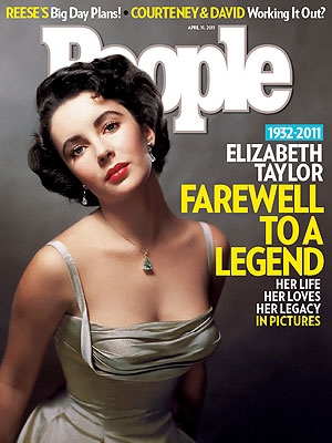 Elizabeth Taylor Jewlery