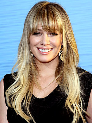 Hilary Duff Back to Blonde