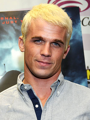 Cam Gigandet Blonde Haircut WonderCon Priest