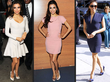 Eva Longoria Dresses