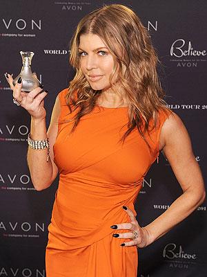 Fergie Outspoken Perfume