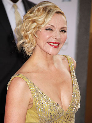 Kim Cattrall Talks Skincare