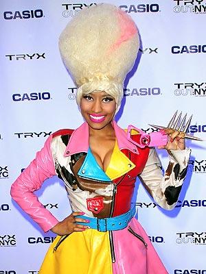 Nicki Minaj Wigs