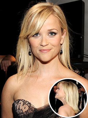 reese witherspoon wedding 2011. Reese Witherspoon Gets a
