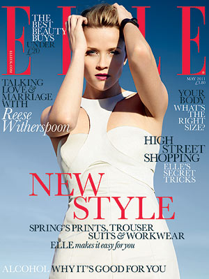 Reese Witherspoon ELLE