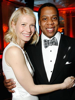 Gwyneth Paltrow Interviews Jay-Z