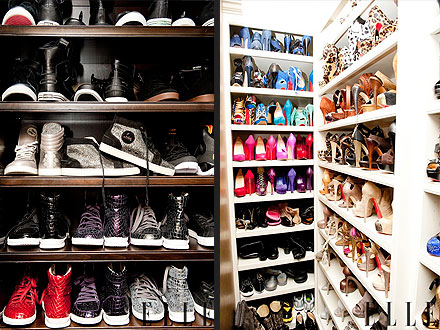 Khloe Kardashian shares her closet obsessions