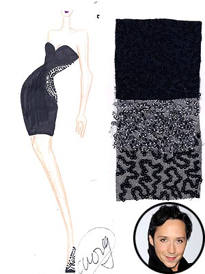 Johnny Weir launches capsule collection for edressme.com