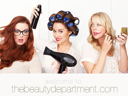 Lauren Conrad Launches thebeautydepartment.com