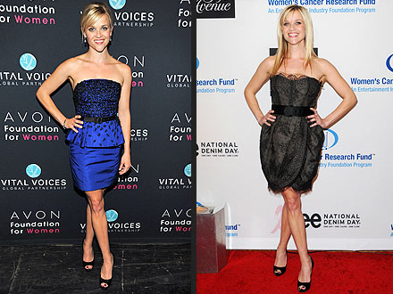 reese witherspoon 2 440x330 Reese Witherspoon's Dress Designer of Choice: Jason Wu!