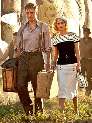 Costumes in Water for Elephants