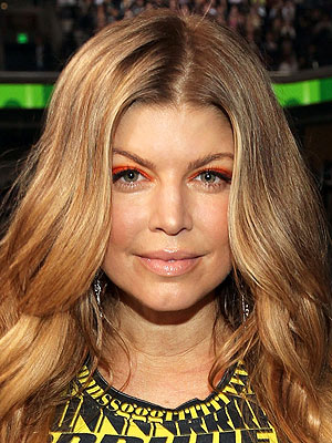 Would You Wear Neon Eye Shadow Like Fergie?
