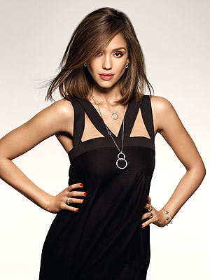 Jessica Alba is the new face of Piaget