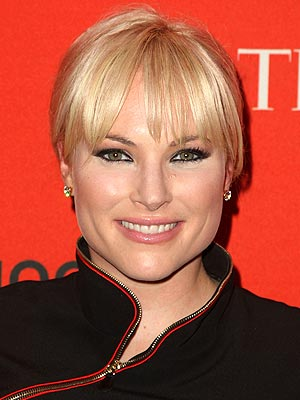 Meghan McCain Blonde Hair