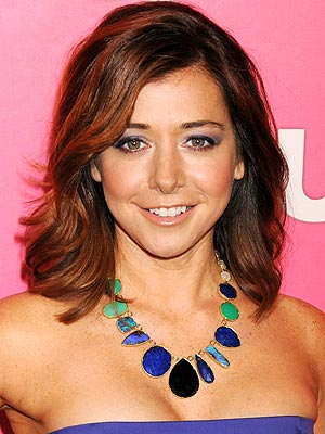 Alyson Hannigan Chanel Bag