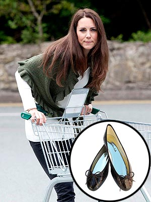 Kate Middleton London Sole Shoes
