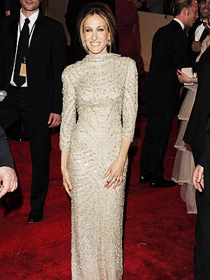 Sarah Jessica Parker Met Gala 2011