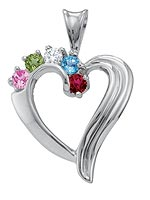 Discount on birthstone jewelry