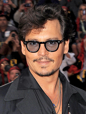 johnny depp hair. Johnny Depp Chops His Hair!