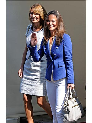 Pippa Middleton's handbag