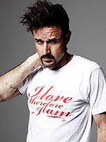 David Arquette T-shirt