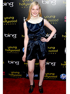 Lo Bosworth Gives 'Elle Fanning Young Hollywood Awards