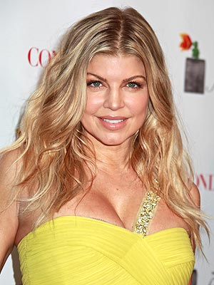 fergie 2 300x400 Fergie Reveals What's Most Beautiful About Her Mother