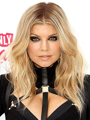 Fergie Goes Blonde for Billboard Music Awards