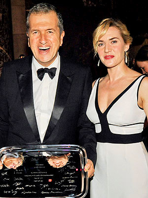 Kate Winslet on why she posed nude