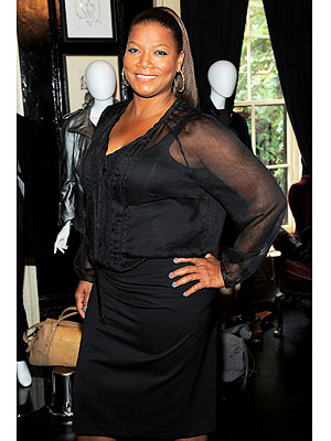 Queen Latifah's Style Inspirations