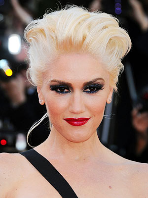 Gwen Stefani Hair and Makeup