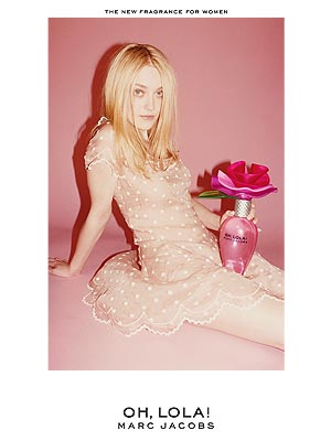dakota fanning 300x400 Chic Clicks: The Most Controversial Ads of the Year, Ann Curry's Morning Style