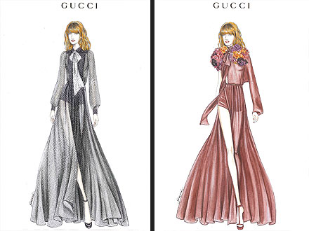 Gucci for Florence and the Machine