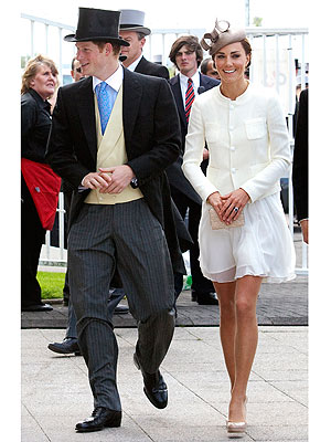 Kate Middleton Style: Epsom Derby
