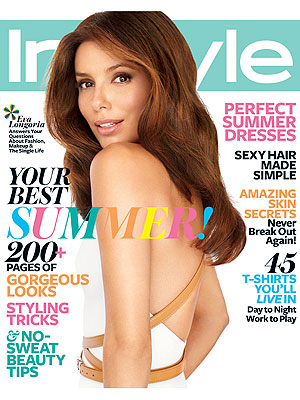 Eva Longoria InStyle