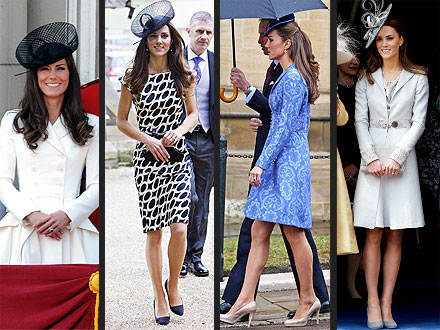 Kate Middleton Royal Style