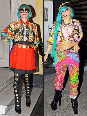Lady Gaga: Music Video Fashion