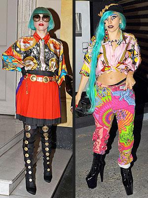 Lady Gaga: Music Video Fashion