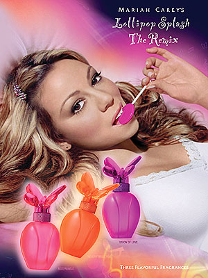 Mariah Carey New Fragrance