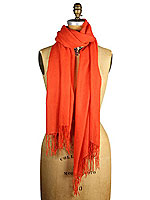 Discount on cashmere scarves