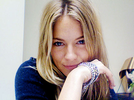 Sienna Miller bracelet for JewelMint