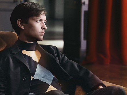 Tobey Maguire for Prada