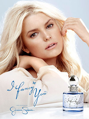Jessica Simpson's New Fragrance